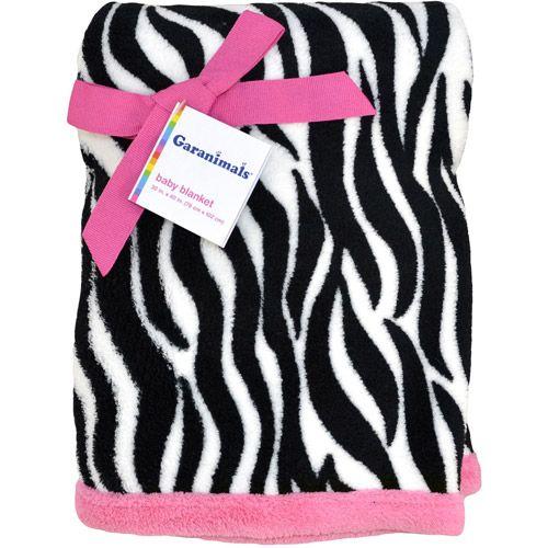 Walmart Swaddle Blankets Brilliant Garanimals Sunny Safari Zebra Fluffy Fleece Blanket Bedding & Decor Design Ideas
