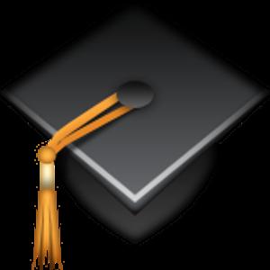 Graduation Cap Emoji Emoji Dictionary Math
