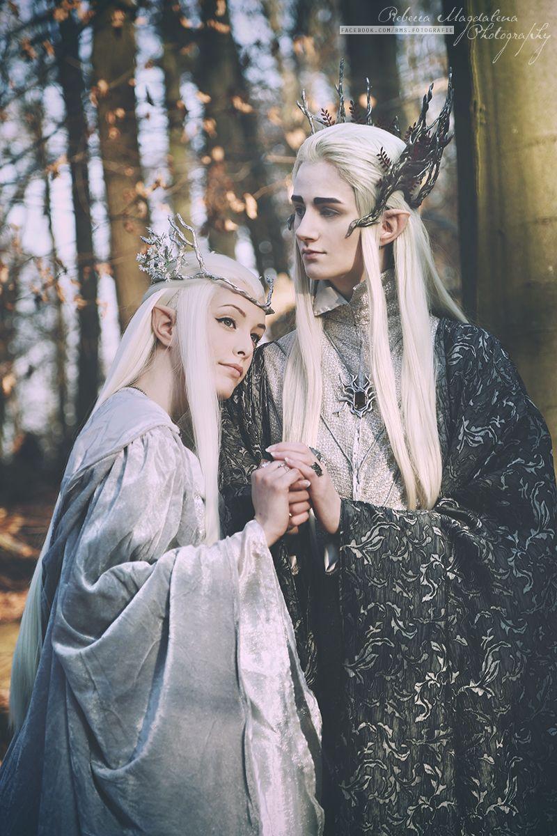 The hobbit boys deluxe legolas costume