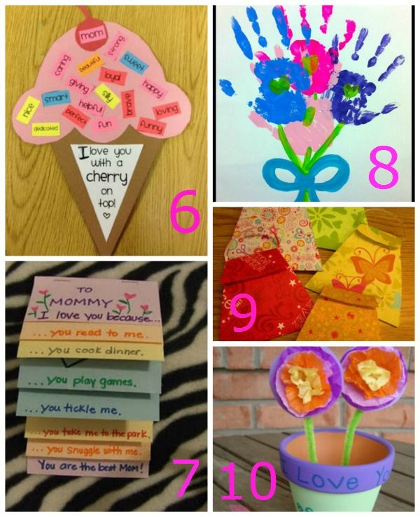 20 of the Cutest Homemade Mother's Day Gift Ideas | Homemade, Gift ...