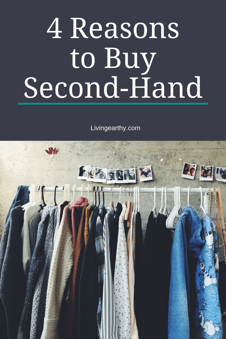 4 Reasons To Buy Second Hand Clothing Living Earthy Second Hand Clothes Preloved Clothes Fashion Outfits