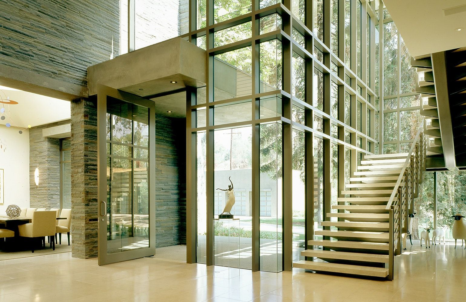 Best 21 Bold Open Tread Staircase Designs Staircase Design 400 x 300