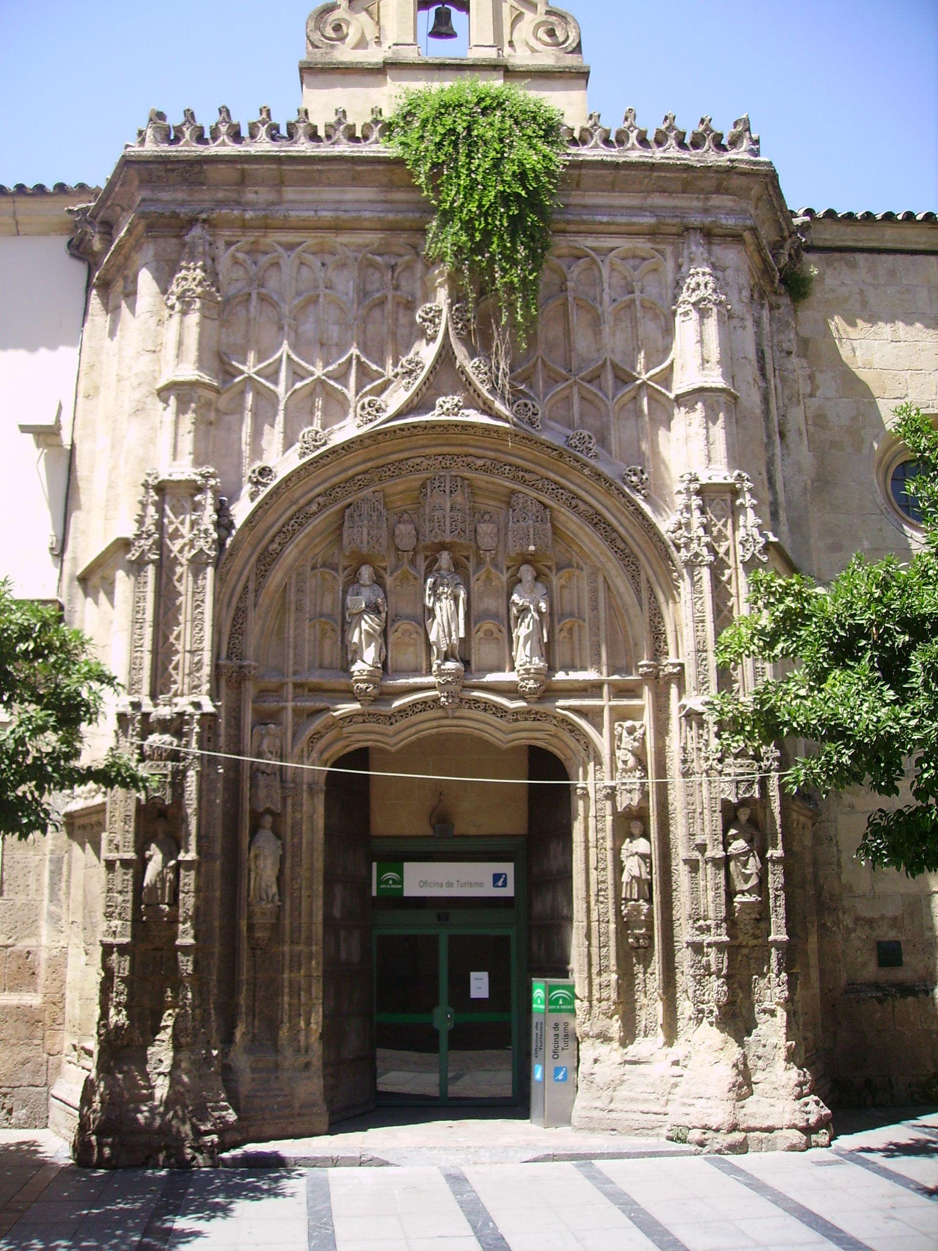 Hospital de San SebastianPalacio_de_Congresos_de_Córdoba