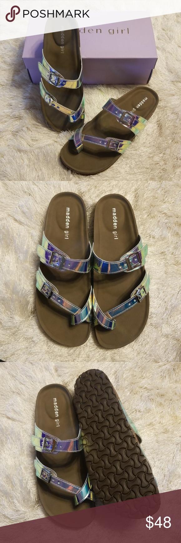 🧜🏼\u200d♀️ Steve Madden Mermaid Sandals