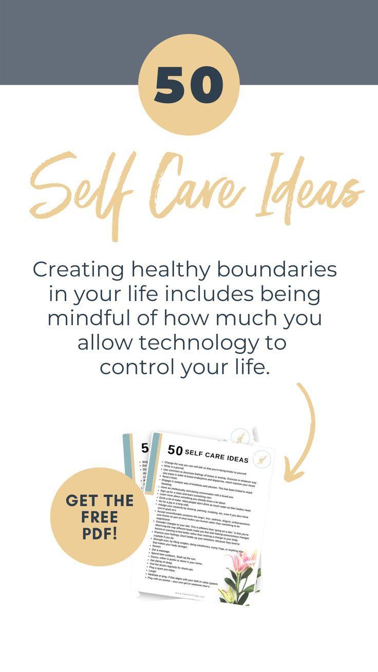 50 Self Care Ideas Karen Millsap in 2020 Self care