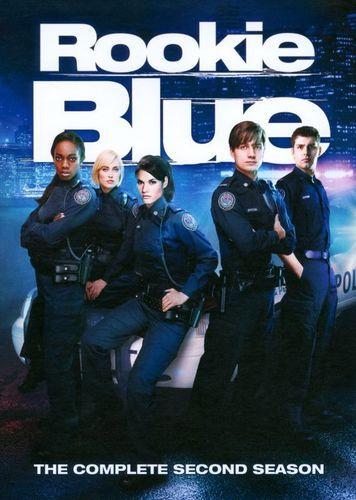 Best Buy Rookie Blue The Complete Second Season 4 Discs Dvd Rookie Blue Blue Poster Blue