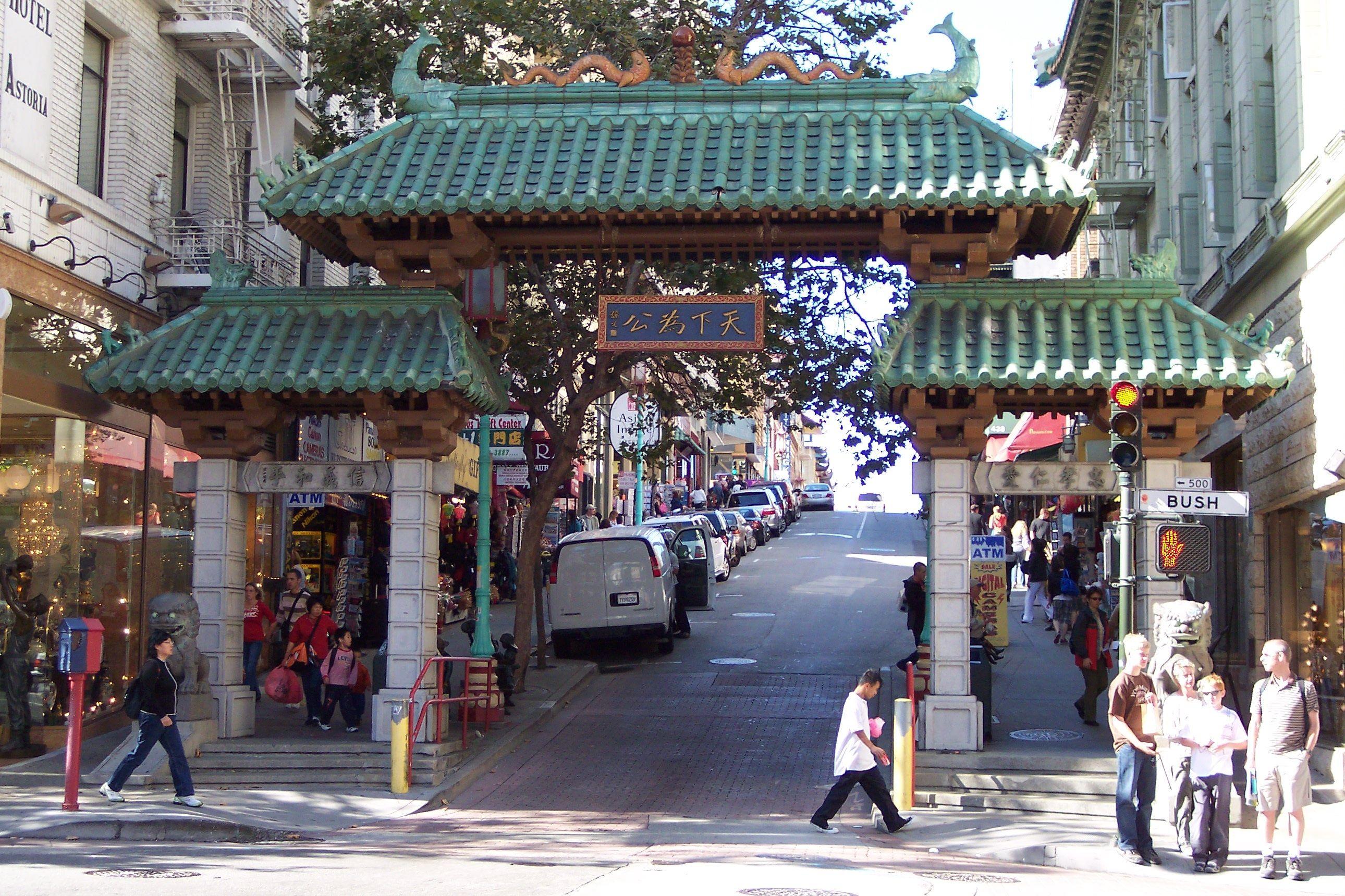 San Francisco Chinatown is na Chinatown