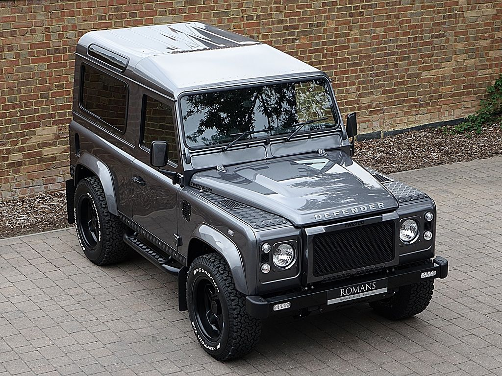 2015 Land Rover Defender Twisted Defender 90 Xs T40 Classic