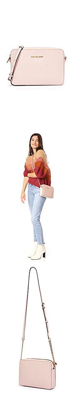 7ae0bda2c5e9 Michael Kors Pink Handbag. MICHAEL Michael Kors Women s Large East   West  Cross Body Bag