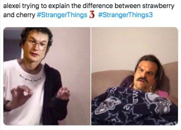 Literally Just 65 Hilarious Memes About Stranger Things Season 3