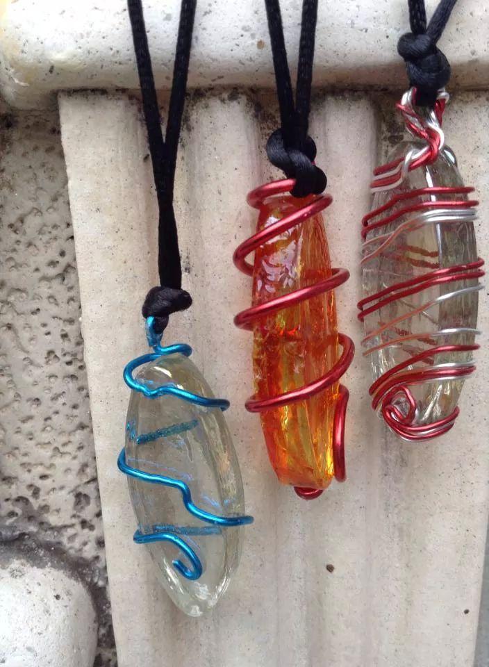 Colgantes cristal
