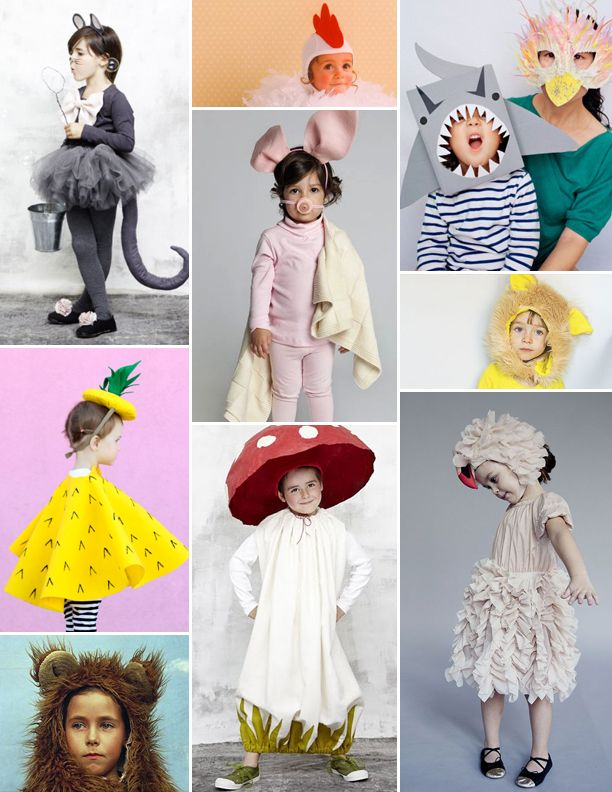 Kids Costume Pinterest Round-up — Hello!Lucky