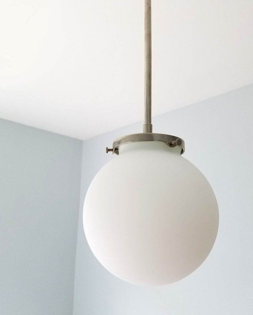 brass globe pendant light. Globe Glass Pendant Mid Century Modern Contemporary Lighting Scandinavian Chrome Brass Light
