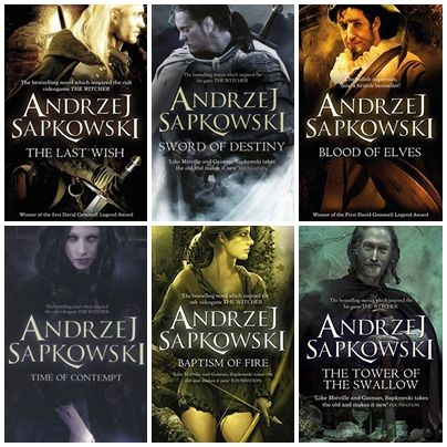 The witcher series set book 1 last wish book 15 sword of destiny the witcher series set book 1 last wish book 15 sword of destiny book 2 blood of elves book 3 time of contempt book 4 baptism of firebook 5 the fandeluxe Images