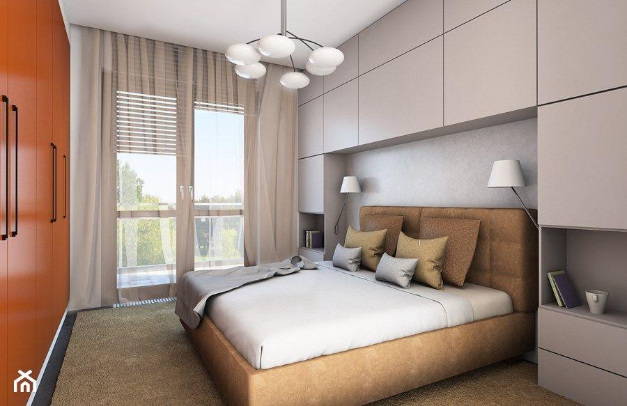 Mała Sypialnia Z Dużą Szafą Szukaj W Google Bedroom
