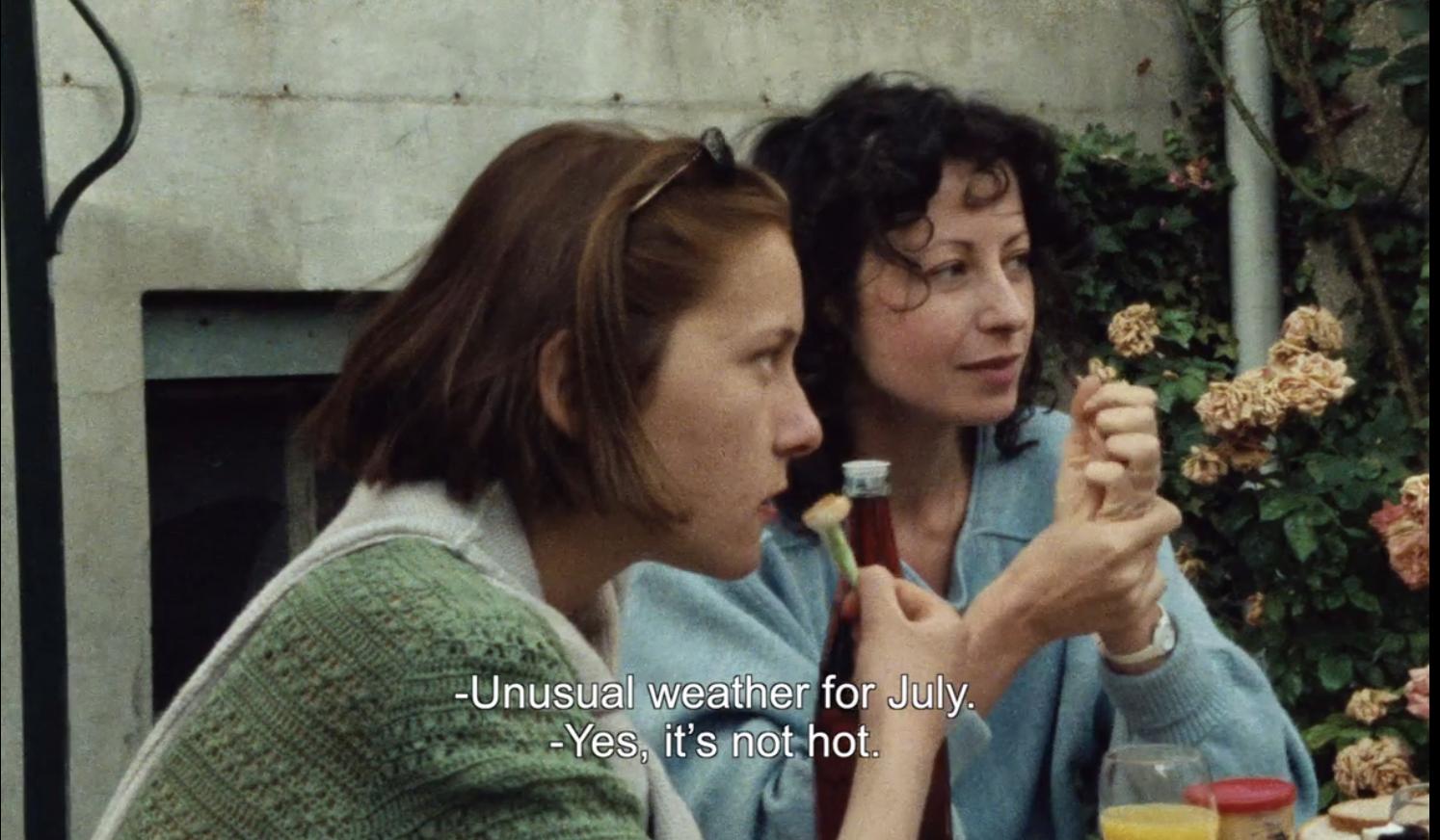 Le Rayon Vert (1986) Eric Rohmer - Marie Rivière | Aesthetic movies, Film  photography, Film stills