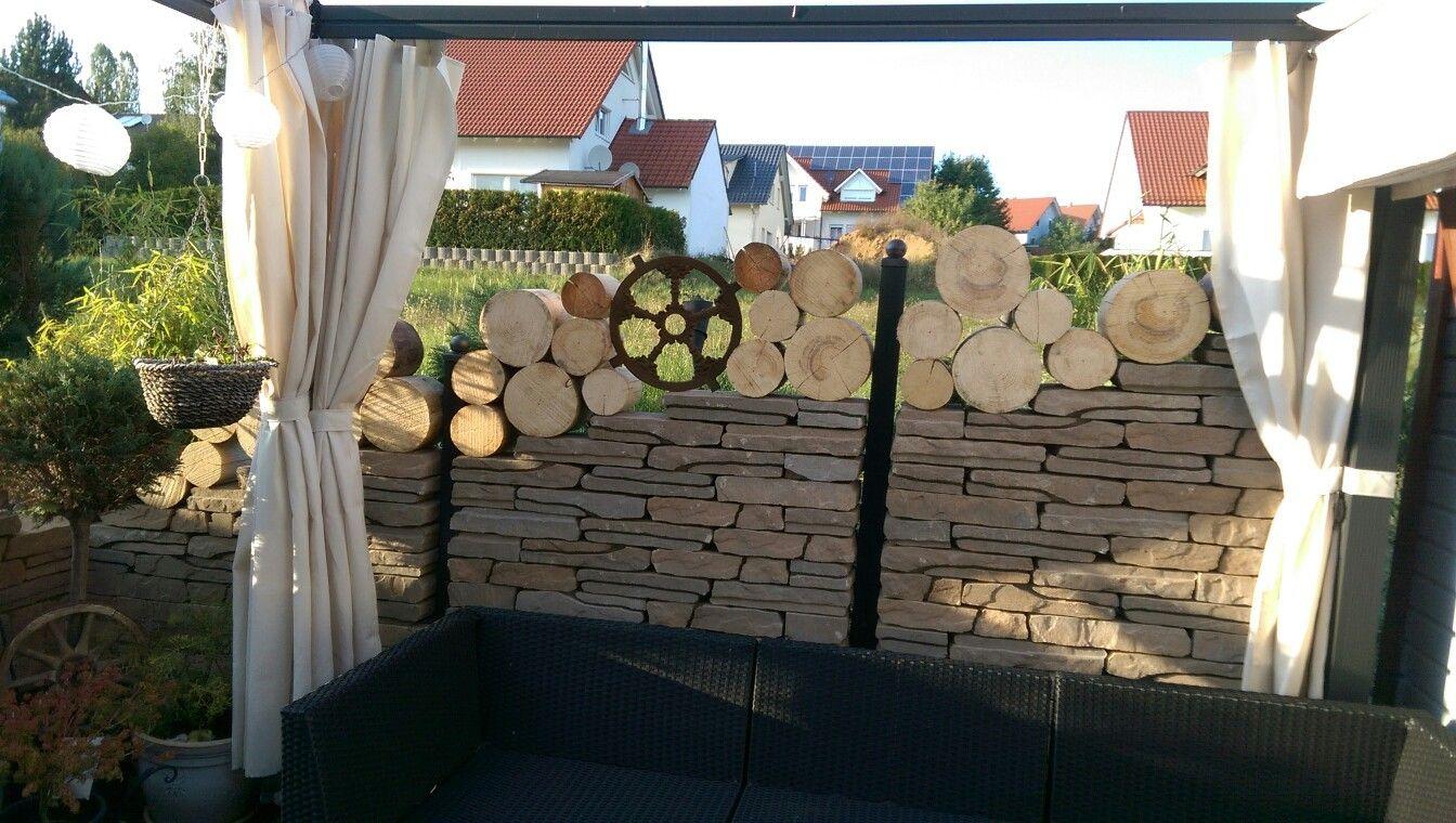 Kleiner Garten Sichtschutz Finest Anmutig Gestaltung Garten