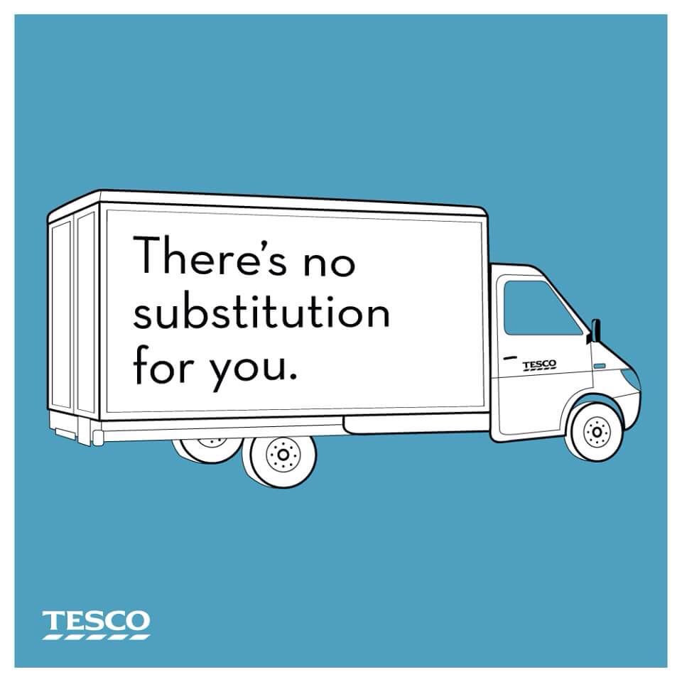 Valentine S From Tesco Very Clever Cool Advertising Packaging