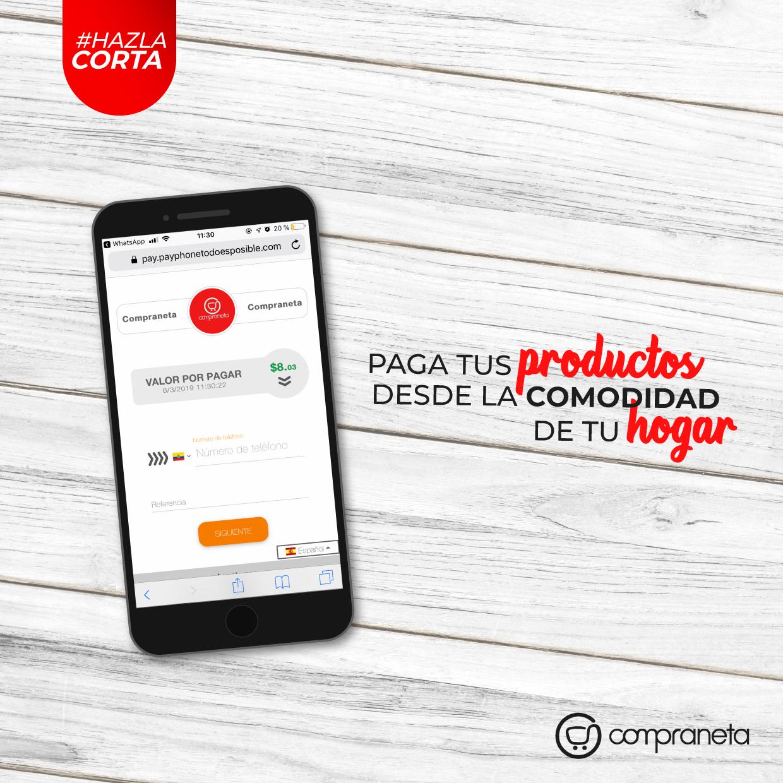 Estamos Conectados A Payphone Para Brindarte Un Mejor Servicio