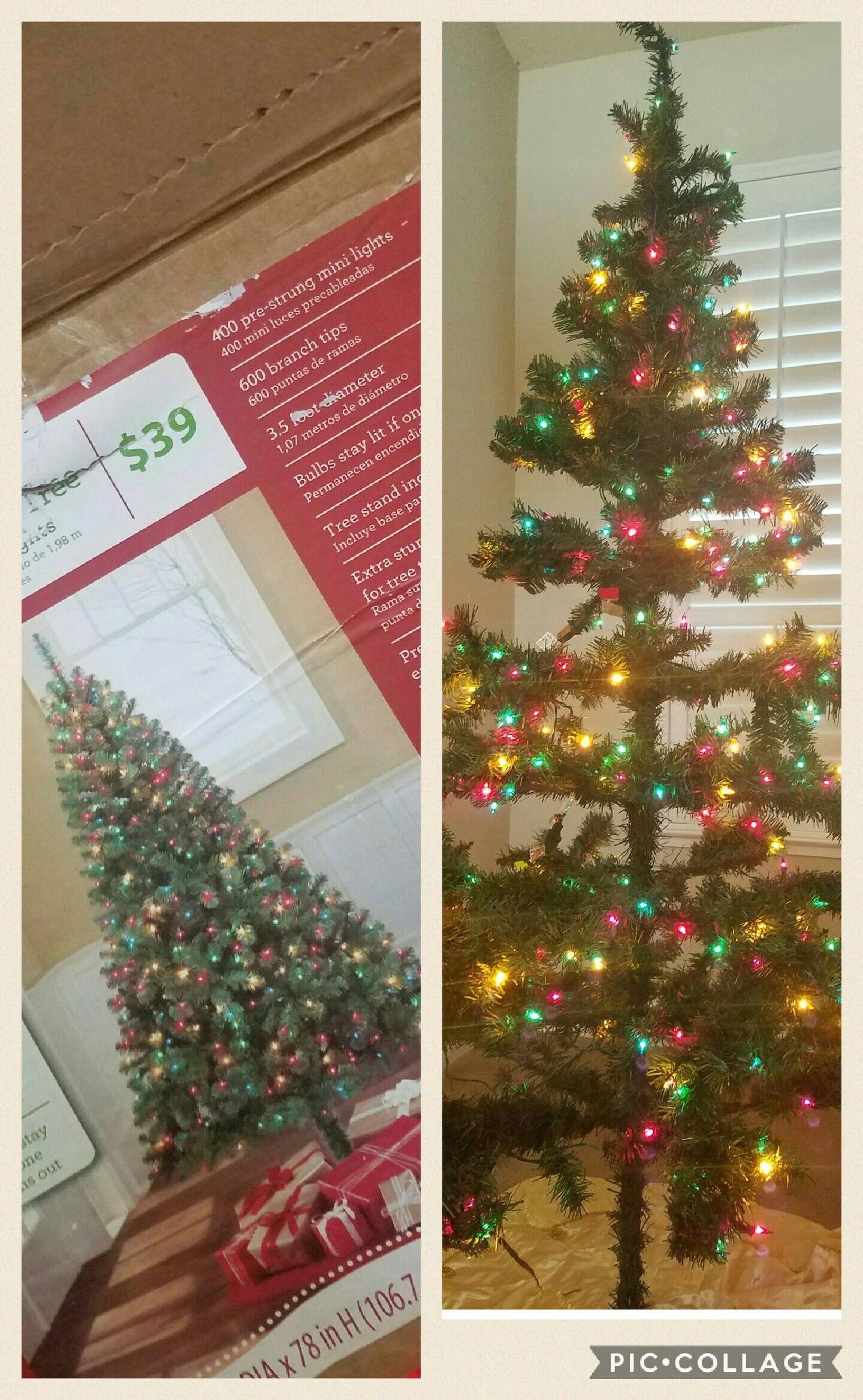 Expectation Vs Reality Christmas Tree #Tree