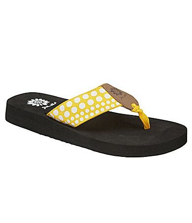 c400c1adc6b Yellow Box Candie Flip-Flops