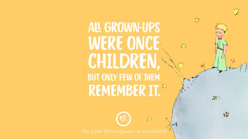 The Little Prince Love Quotes