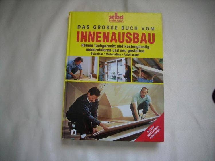 19) Das große Buch vom INNENAUSBAU, Preis 8€