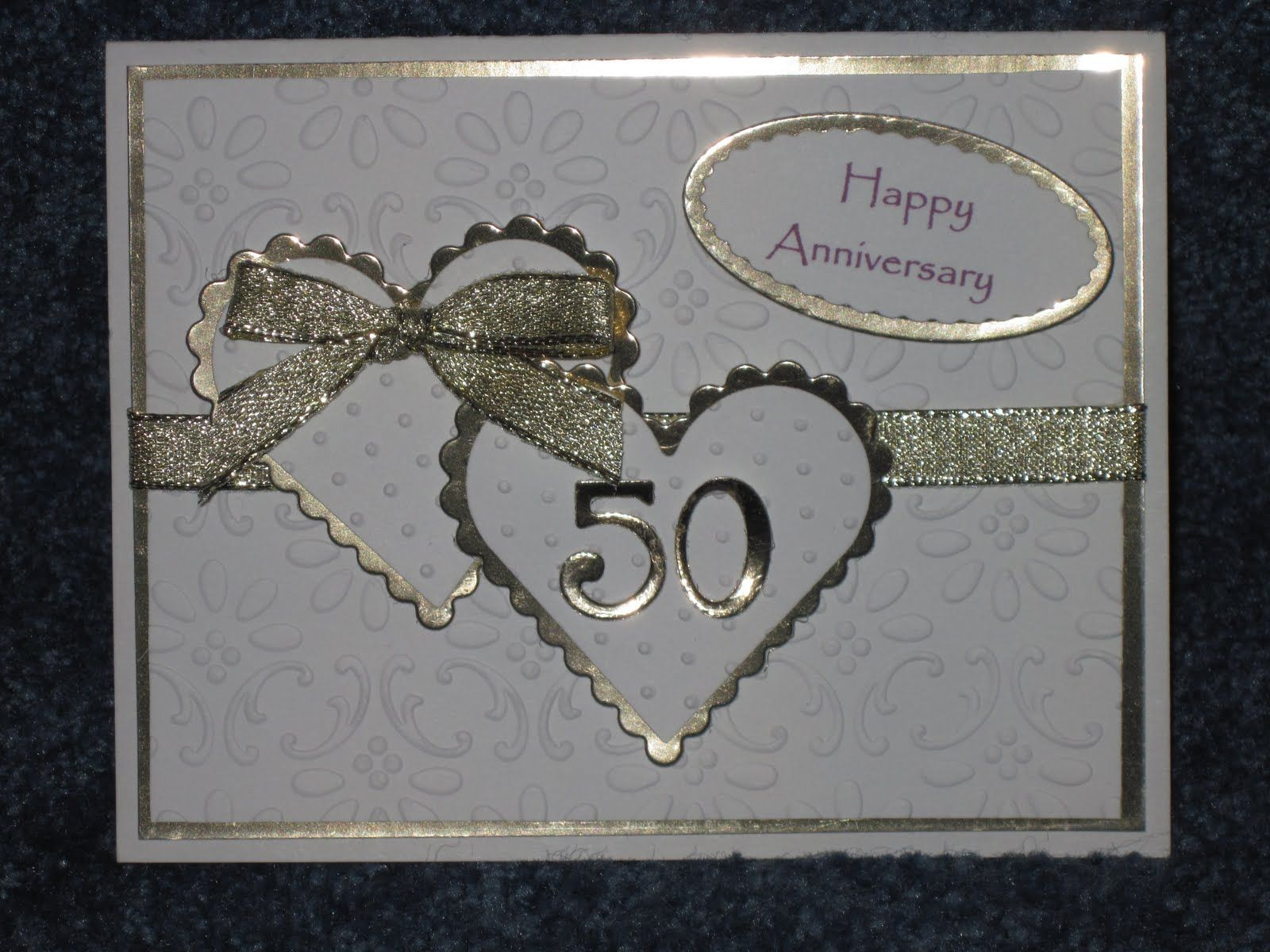 handmade 50th. Anniversary cards - Yahoo! Search Results