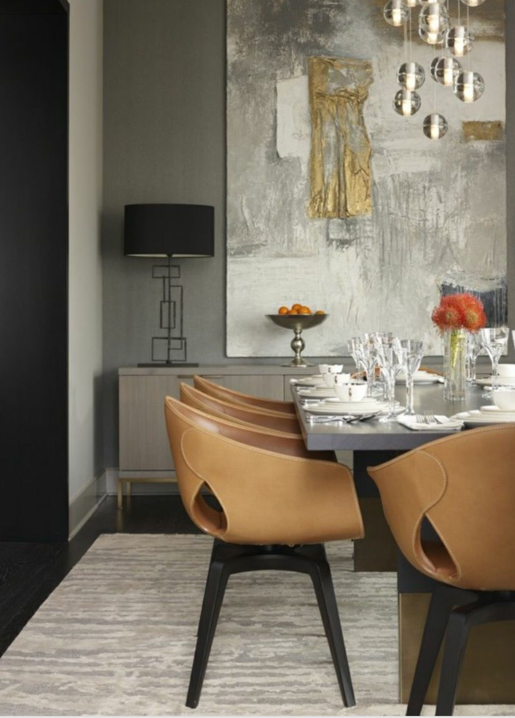 Good The LuxPad Has Created A Collection Of 27 Stylish Dining Room Ideas Thatu0027ll  Impress Your Dinner Guests For Years To Come.