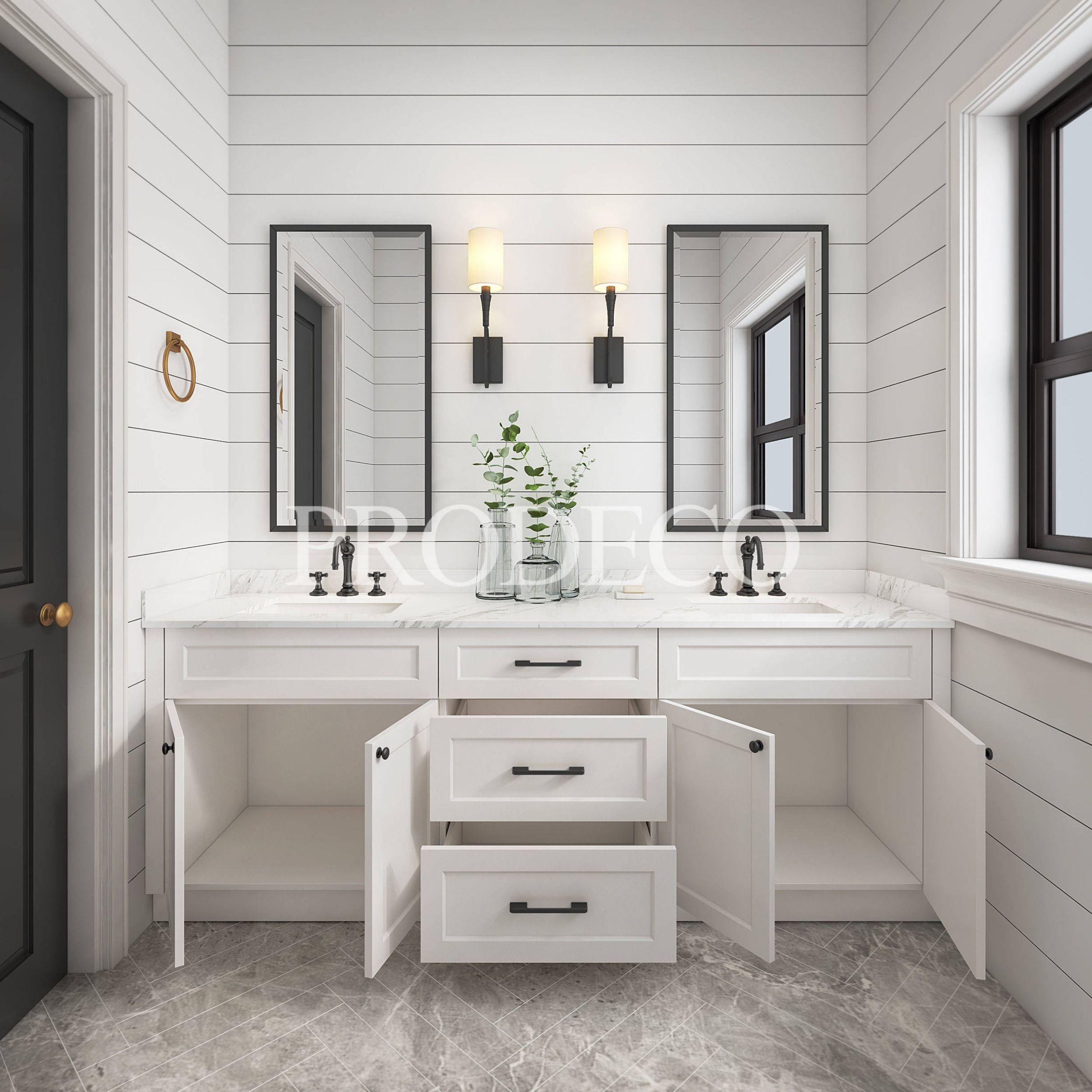 New Modern Design Shaker Style Bathroom Vanity Bathroom Styling Modern Bathroom Vanity Rustic Master Bathroom
