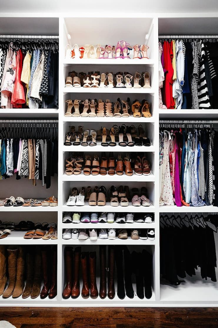 15 Closet Hacks For The Hot Mess In Your Life Closet