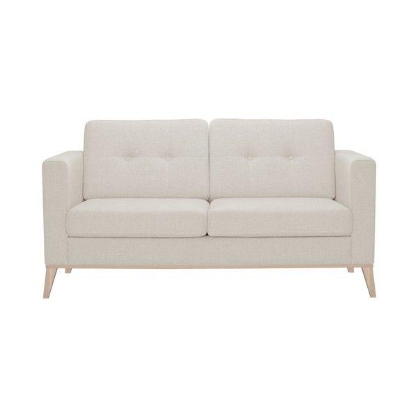 Kremowa sofa trzyosobowa Stella Cadente Recife WYBRANE Pinterest - wohnzimmer beige petrol