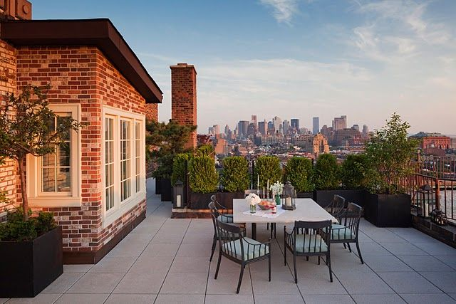 west village terrace