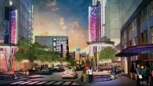 Victory Park Unveils First Wave Of Restaurants Retail For 100m Redevelopment With Images Dallas City Dallas Neighborhoods The Neighbourhood