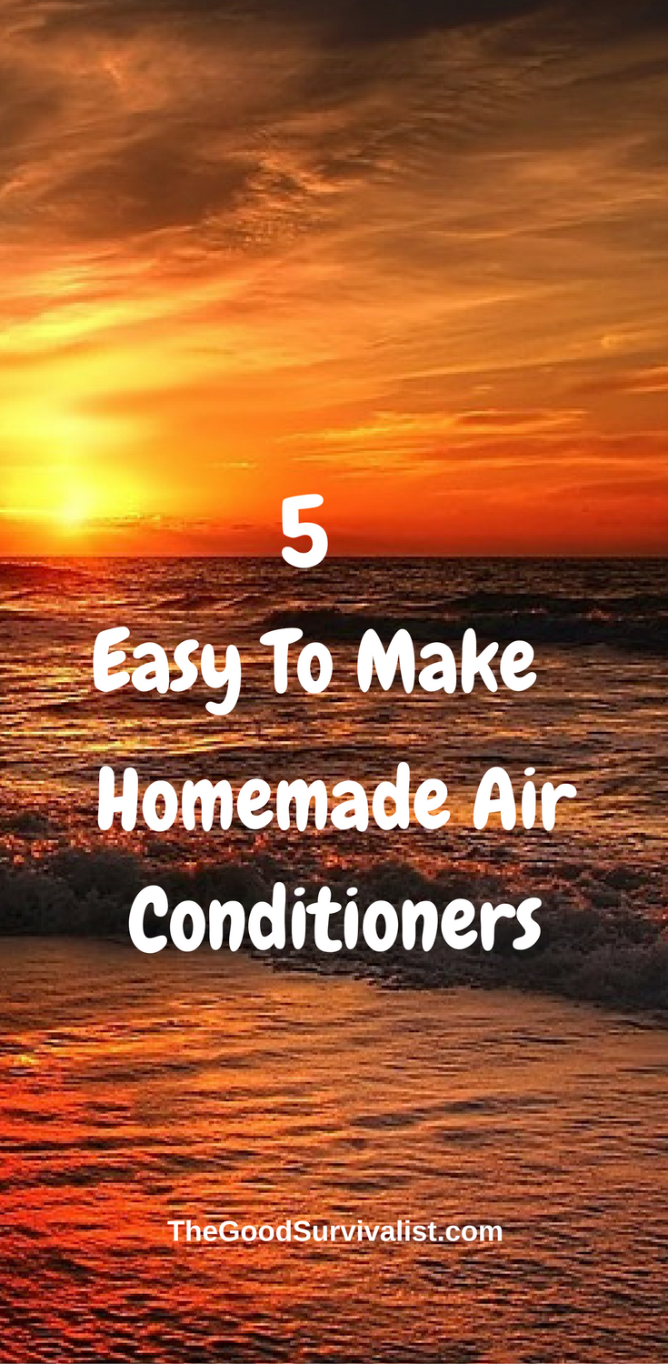 5 Easy To Make Homemade Air Conditioners That Will Save