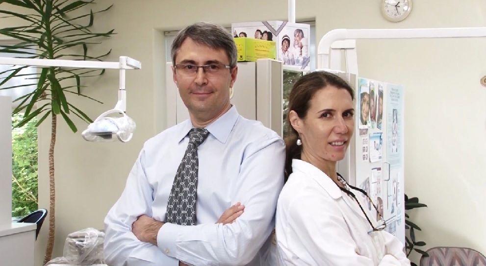 Familydentists dr olga dontsova dds and dr victor