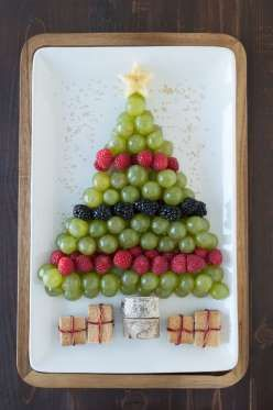 If you can arrange fruit, you can make this appetizer.Get the recipe from The First Year. - Courtesy of The First Year