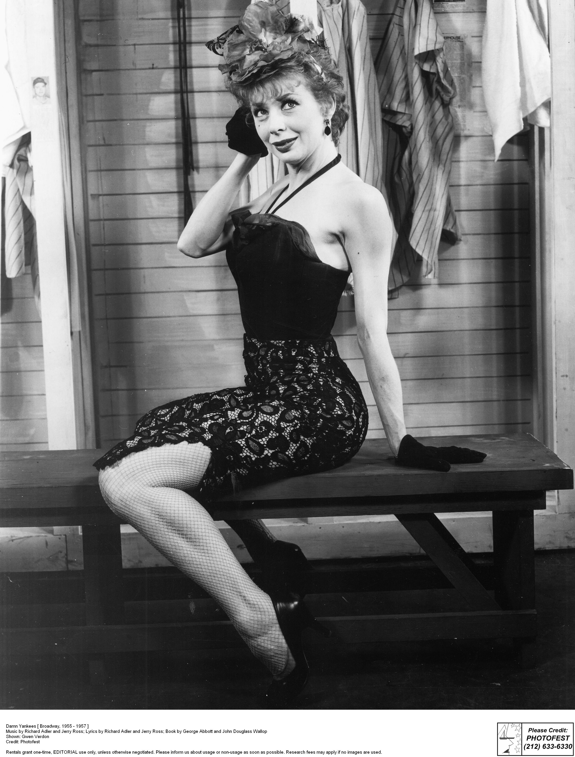 gwen verdon sweet charity