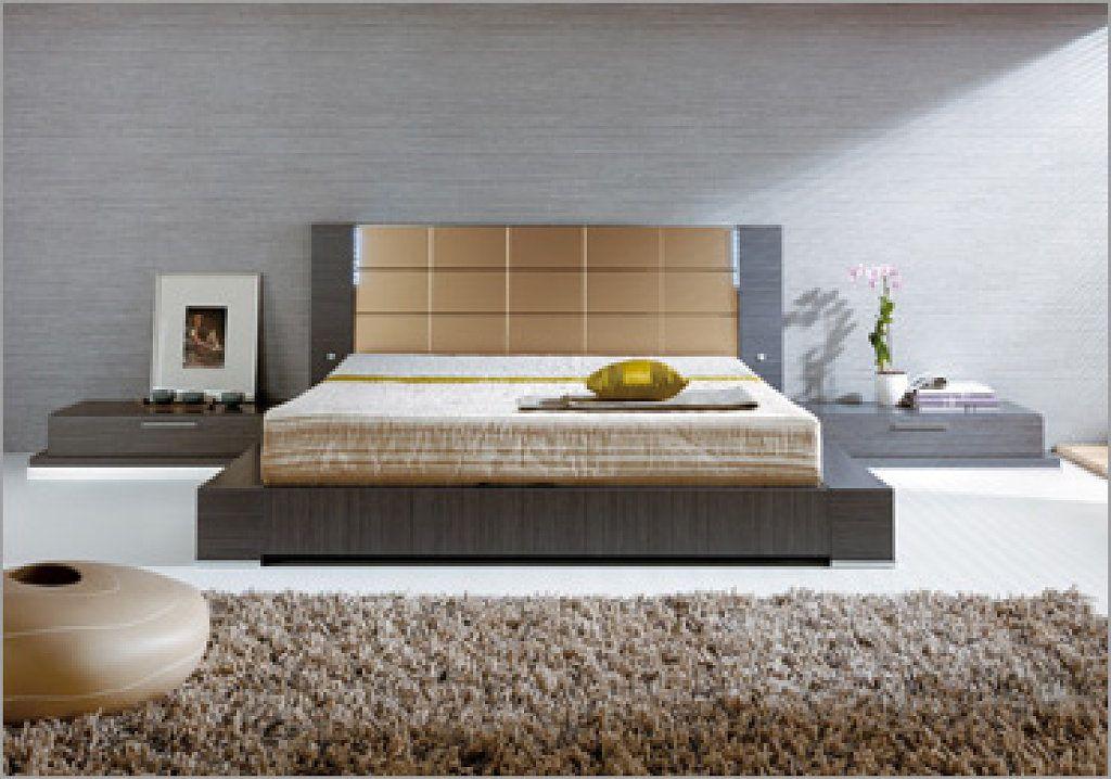 camas de madera modernas buscar con google