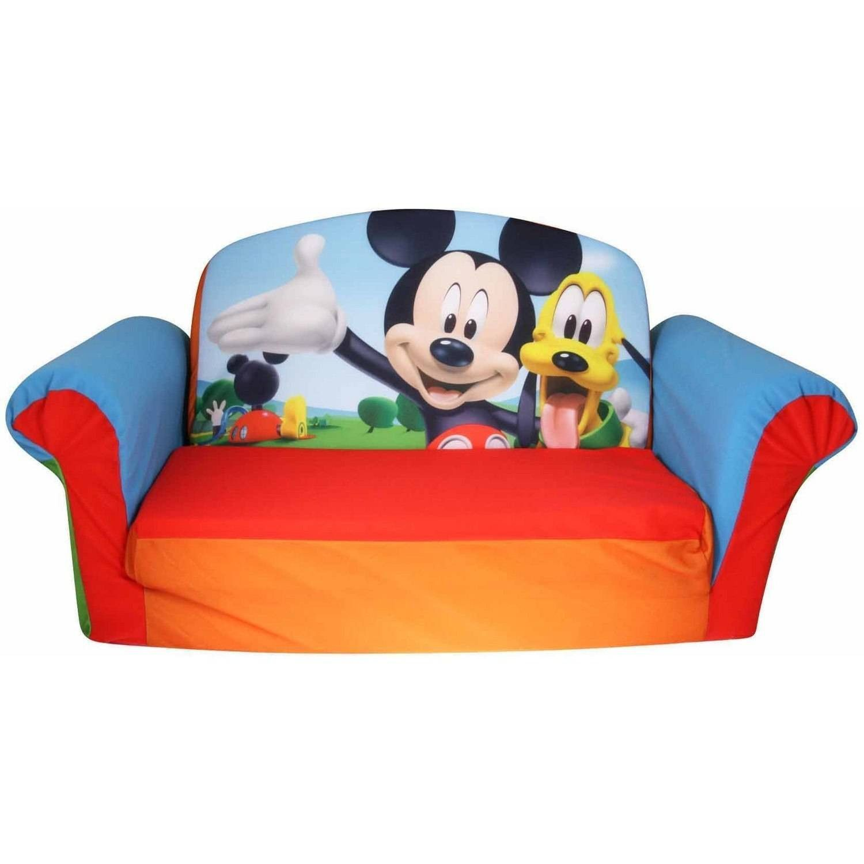 Do It Yourself Home Design: Kids, Toddlers Flip Open Sofa Sleeper Bed Bedroom Playroom