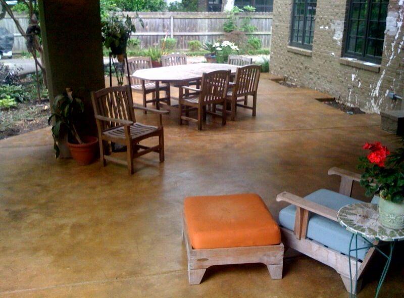 deas floor decor memphis acid stained concretedecorative scored