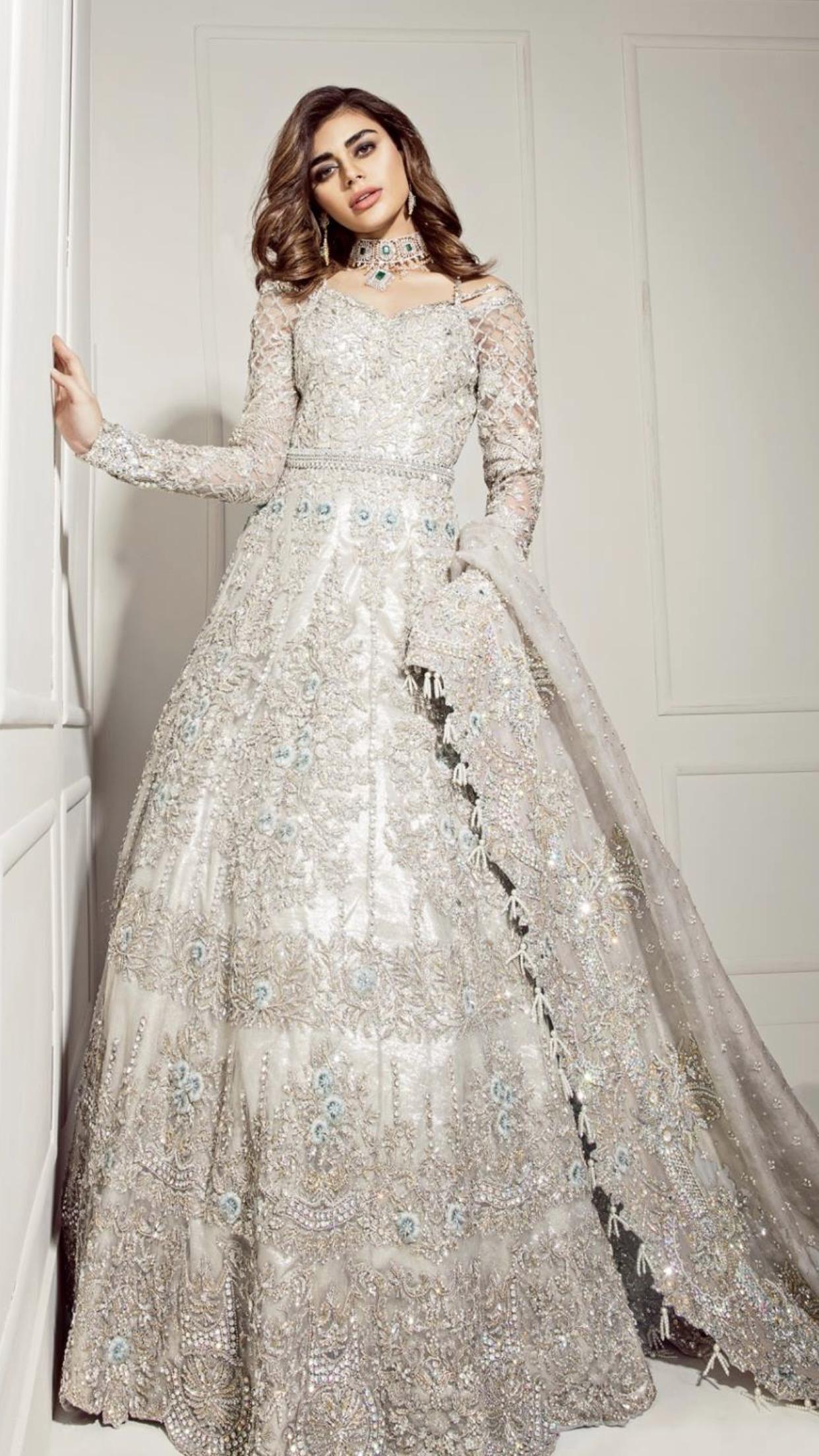 Follow me Maliha Tabassum   Pakistani Bridal Dress in 2019