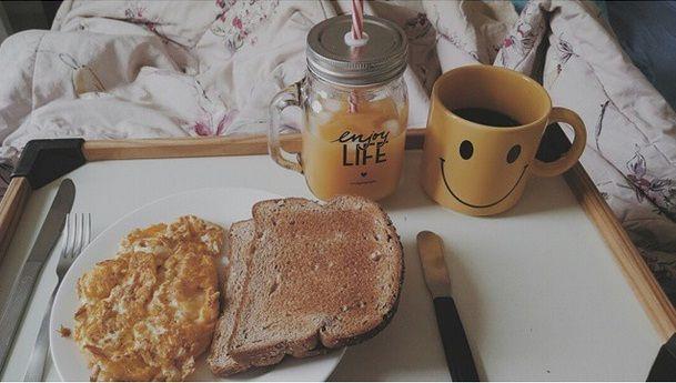 Café da manhã. Copo Imaginarium
