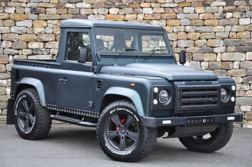 Bespoke S Land Rover Defender D 90 Pick Up Land Rover Defender