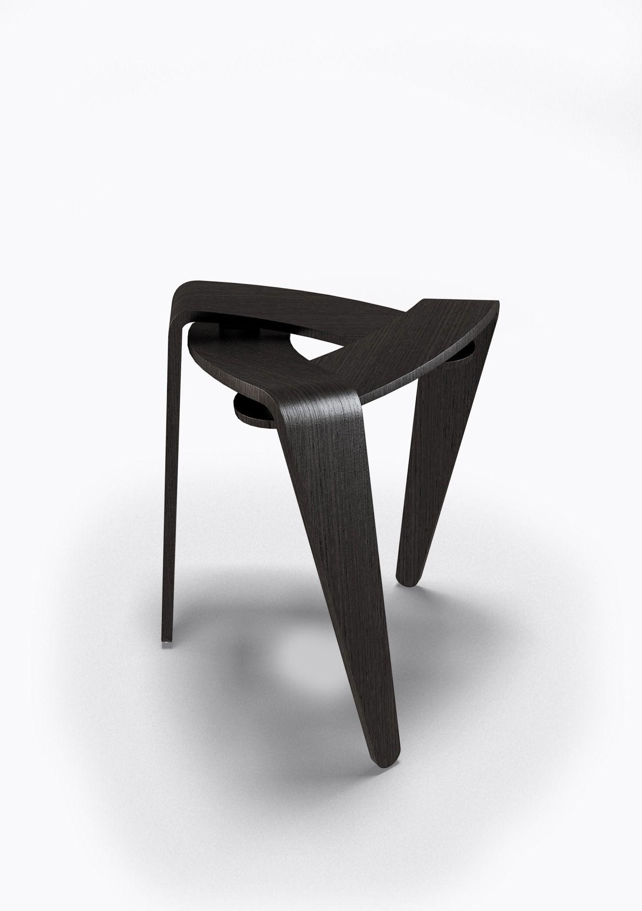 modell 'diaphragm' von michaël bihai