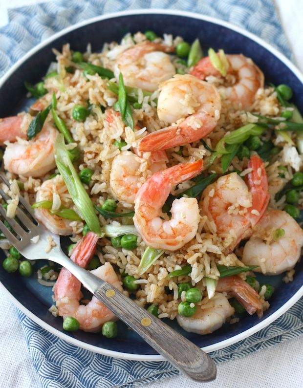 Sichuan Shrimp Fried Rice recipe by SeasonWithSpice.com @Season Weaver Weaver with Spice - Asian Spice Shop