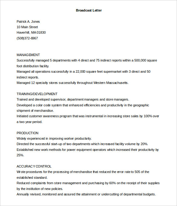 Cover Letter Templates Free Download (5) TEMPLATES
