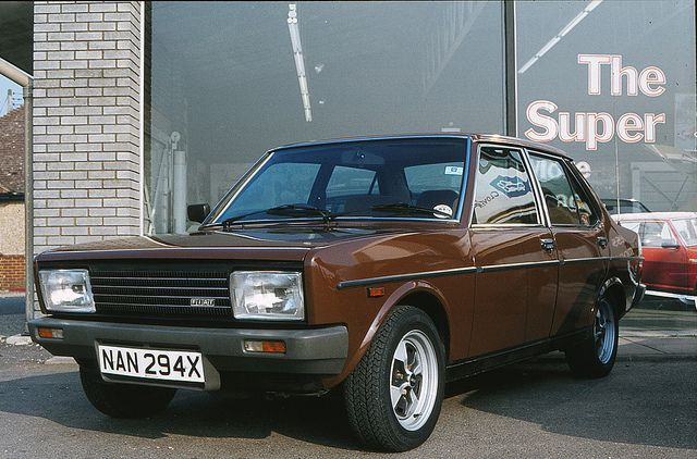 1981 Fiat 131 Supermirafiori 1600tc
