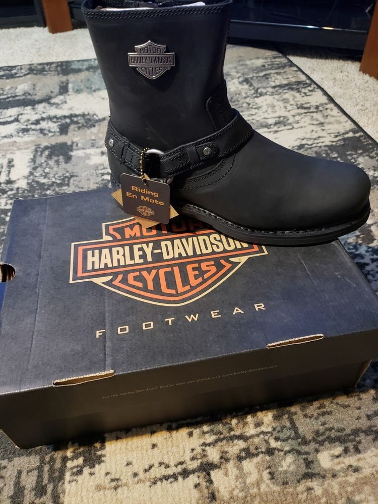 Harley Davidson Mens Scout Boot