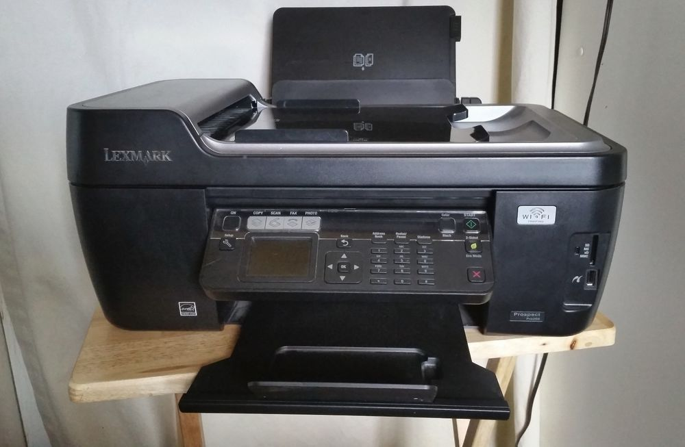 Lexmark Prospect Pro205 Multifunction All-in-One Printer